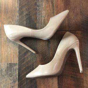 3/$20 Nude Heels